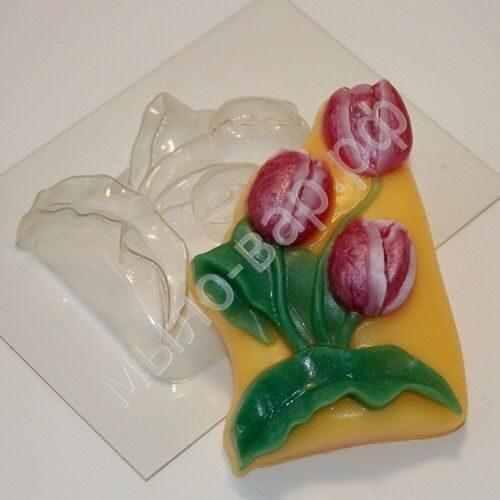 Формы для мыла пластиковые
